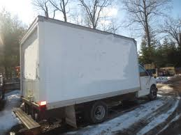 100 Chevy 3500 Truck Box Truck For Sale Cut A Way Delivery Box Van