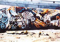 chicano park murals quetzalcoatl