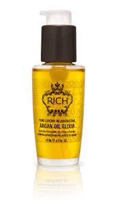 Bed Head Masterpiece Hairspray by Rich Pure Luxury Argan Oil Elixir And Sure Hold Hairspray Review