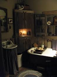 Primitive Living Rooms Decor by Primitive Bathroom Themes U2014 Office And Bedroom