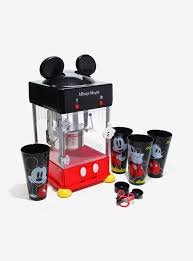 Mickey Mouse Bathroom Set Uk by Disney Mickey Mouse Kettle Style Popcorn Popper Boxlunch