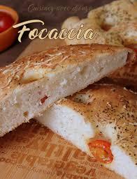 focaccia aux tomates cerises et olives recettes fait maison