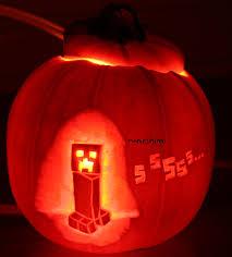 Pac Man Pumpkin Carving Patterns by 11 Best Photos Of Minecraft Creeper Pumpkin Carving Patterns