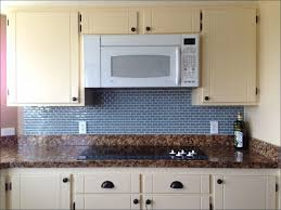 furniture magnificent lovely clear glass tile backsplash how to