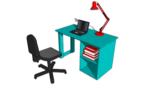 how to build a small desk howtospecialist how to build step