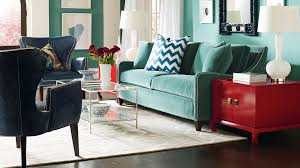 Orange Grey And Turquoise Living Room by Cr Laine Home Page