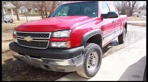 100 Duramax Diesel Trucks For Sale 2005 Chevy Silverado Crew Cab 4X4 Truck For