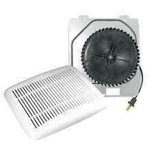 Broan Duct Free Bathroom Fan by Broan Bathroom Fan Cover Save Ceiling Fan Grille With Springs