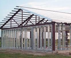 104 Homes Made Of Steel Internachi