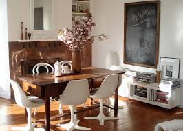 Shabby Chic Dining Room Wall Decor by Contemporary Hall Tables Dining Room Shabby Chic Style With Wood