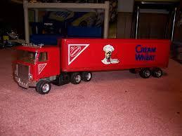 100 Ertl Trucks JC Motors Official Pressed Steel Semi Truck