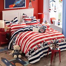 dog forters and quilts anime bed sheets striped bedding sets