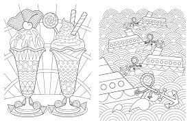 Posh Adult Coloring Book Artful Designs For Fun Relaxation