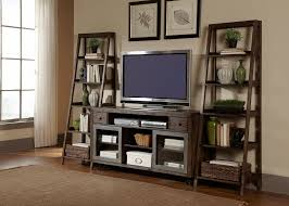 Industrial Entertainment Center Wood Television Stand TV Stands