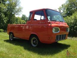 100 Ford Econoline Truck 1963 5 Window Pickup V8 Disc Brakes Auto 9 Rear