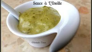 cuisiner l oseille sauce à l oseille recette par miechambo cuisine