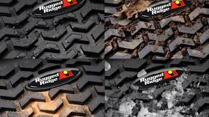 Quadratec Vs Rugged Ridge Floor Liners by Incredible Rugged Ridge 1298804 Rugged Ridge All Terrain Floor
