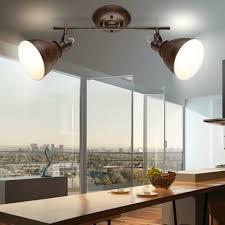 büromöbel led ess zimmer decken leuchte landhaus stil le