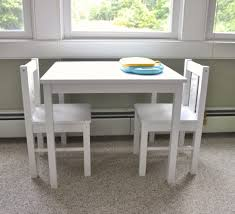 Ikea Wooden Childrens Table – BSD