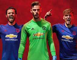 Manchester United Unveil 2016 17 Away Kit