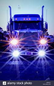 Semi Truck With Lights On Stock Photo: 103672602 - Alamy Httpwwwrgecarmagmwpcoentgallylcm_southern_classic12 1695527 Acrylic Pating Alrnate Version Artistorang111 Bat Semi Truck Lights Awesome Volvo Vnl 670 780 Led Headlights Fog Light Up The Night In This Kenworth Trucknup Pinterest Biggest Round Led And Trailer 4 Braketurntail Tail For Trucks Decor On Stock Photos Oukasinfo Modern Yellow Big Rig Semitruck With Dry Van Compact Powerful Photo Royalty Free Blue Design Bright Headlight And Flat Bed Image