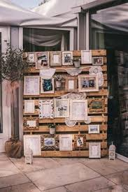 Decor Ideas Reclaimed Wood Rustic Wedding Inspiration Pallets