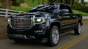 New Gmc Trucks 2018 Watch Video About The Sierra Luxury Pickup Truck ... The Plushest And Coliest Luxury Pickup Trucks For 2018 Americans Are Ditching Sedans Pricey Carbuzz Trucks Abc7com Sportchassis P4xl Is A Sport Utility Truck 95 Octane Allnew 2017 Honda Ridgeline Makes World Debut At 2016 Top 10 Modern Sales Failures Part Ii Tricked Out Get More Luxurious Anything On Wheels Mercedesbenz Concept Xclass Aims To Bring Ram Unveils 1500 Tungsten Limited Edition As Its New For Sale And Used Green Mercedes Youtube China Rhd Hot N2 Diesel In Europe
