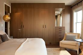 Built in pax wardrobe bedroom contemporary with contemporary