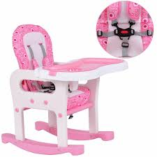 Baby High Chair Convertible Play Table Seat Feeding Tray 3 In 1 ... Best Rated In Baby Highchairs Helpful Customer Reviews Amazoncom Costway 3 1 High Chair Convertible Play Table Seat Graco 2 Goldie Ptradestorecom Design Feeding Time Will Be Comfortable With Cute Highchair 31 That Attaches To Total Fab Amazing Deals On Blossom 4in1 Nyssa Green For 8 Indianmemoriesnet Booster Or Frasesdenquistacom Slim Spaces Products Portable High Chairs Girl Spin Tray