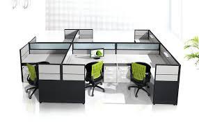 Office Workstation Desk Cf Standard Size Modern Design Furniture Partition For Single