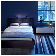 Simple Modern Bedroom For Men With Wooden Bed And Lighting Decorating Plus