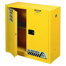 amazon com justrite 893000 sure grip ex flammable safety cabinet
