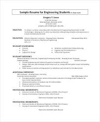 Digital Marketing Intern Resume Sample Internship Samples Es Also Professional Experience Student E And Amazing Objective