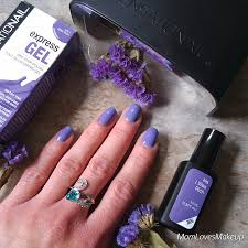 Sensationail Led Lamp Instructions by Mom Loves Makeup Beginners Guide To An At Home Gel Manicure
