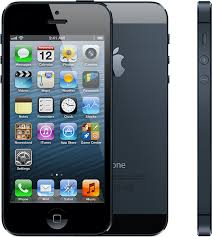 Apple iPhone 5 64GB Smartphone Tracfone Black Excellent