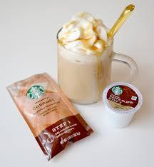 Green Mountain Pumpkin Spice K Cups Nutrition by Starbucks Caffe Latte K Cup Pods