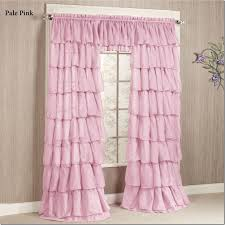 Pink Ruffle Curtains Target by Modern Unique Ruffle Curtains Target Xhilaration Curtains Ruffled
