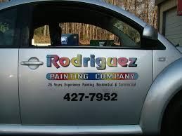 Truck Door Magnetic Signs - Pixel Web Design