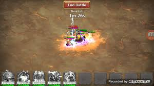 Pumpkin Duke Castle Clash Hack by Castle Clash Stun Boss 3 With Pd 7 10 Skill Youtube