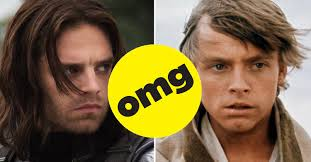 OMG Mark Hamill Tweeted Out A Pic Of Sebastian Stan Looking Exactly Like Him When He Was Younger And The Internet Has Lost It