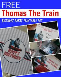 Sams Club Christmas Tree Train by Free Thomas The Train Engine Birthday Party Printables Passion