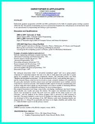 The Best Computer Science Resume Sample Collection Staggering Doc Engineering Entry Level 1920