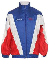 Old Skool Adidas Sports Jacket
