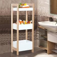 Standregal Badezimmer Badezimmer Regal Mit Waschekorb Details Zu Badregal Korbregal