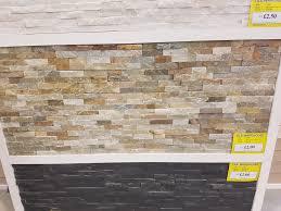 split tiles for false chimney breast from tile warehouse