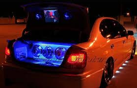 100 Interior Truck Lighting Details About 6Ft 12V RGB LED Car Under Dash Trunk