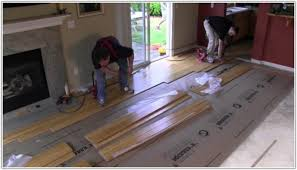 underlayment for bamboo flooring on concrete flooring home