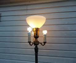 Stiffel Floor Lamps Vintage by Vintage Floor Lamps Marble Leviton Lamp World