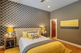 Shining Design Yellow And Grey Bedroom Stylish Ideas Cheerful Sophistication 25 Elegant Gray Bedrooms
