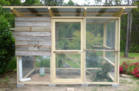 Colin And Faye In Mirboo North Australia Used The Garden Coop Chicken Plans